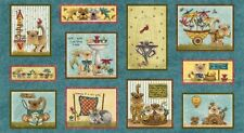 Kitty Kat Kapers by Leanne Anderson 100% Cotton Quilt Fabric By The Yard