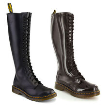 Dr. Martens Boots 1B60 Womens 20 Eyelet Lace-up Leather Boots Sizes UK 4 - 8