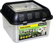 Reptile Enclosure For Spiders, Scorpions Baby Snakes & Lizards