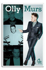 Olly Murs Montage Large 24 x 36 Maxi Poster New - Laminated Available