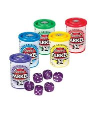 Pocket Farkel Farkle (You Pick Color) Party Game Classroom Math Game Ages 8+