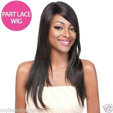 It's a wig 100% Brazilian Human Hair Part Lace Wig - HH PART LACE STRAIGHT 24