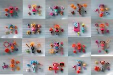 "more Mini Lalaloopsy Doll 3"" Loose you can choose"