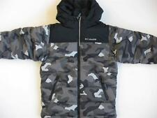 NWT Columbia Boys 8 10/12 14/16 18/20  Ice Augur Ski Jacket Camo Coat $110 New