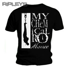 Official T Shirt MY CHEMICAL ROMANCE Black HANGMAN All Sizes