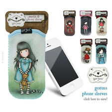 Gorjuss Media & Phone Sleeves including iphone 4/4s/5 covers