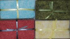 Fabric 5 Fat Quarters FQ Multi Color Blender Tonal Solid Quilt Cotton Bundle NEW