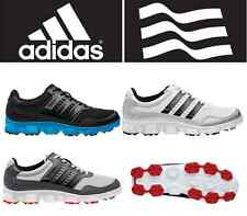 Adidas Mens 2014 Crossflex Sport Spikeless Golf Shoes