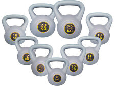 6KG- 22KG KETTLEBELL KETTLE BELL WEIGHT EXERCISE STRENGTH GYM TRAINING WORKOUT