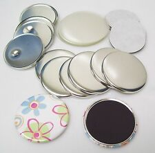 "2-1/4""  2.25 inch STANDARD Size Magnet Parts – 100/250/500 pcs FREE SHIPPING USA"