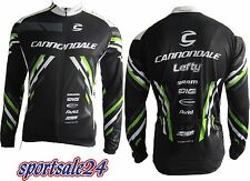 Cannondale CFR Team Factory Shirt Jersey Long 3T195 Model 2013/14