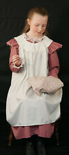 Girls Edwardian/WW1/The Great War- DRESS WITH OVER APRON Fancy Dress Costume