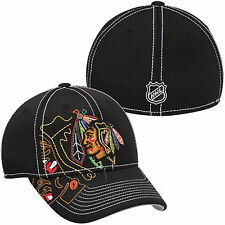 Chicago Blackhawks 2013 Draft Hat Reebok Center Ice NHL Officially Licensed Cap