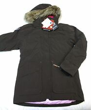 Helly Hansen Magdalenefjord Flow Parka Down Jacket Womens New $500