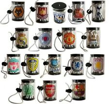 OFFICAL FOOTBALL CLUB GOLF TEES TEE SHAKER DISPENSER FATHERS DAY GIFT XMAS