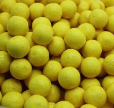 Carp force Richworth tuity fruity flavoured 15mm popups fluoro yellow pop ups