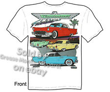 Ford Shirts Thunderbird Classic Car T Shirts Automotive Shirts 1955 1956 1957