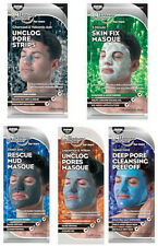 Montagne Jeunesse All Face Masks/Face Packs For Men - For all Skin Types.