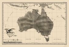 AUSTRALIA BY FREYCINET 1811