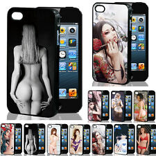 Stylish New 3D Sexy Polycarbonate Case Cover For Apple iPhone 4/4S