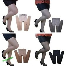 New Sexy Plus-size Women Pregnant Maternity Tights Pantyhose Stockings