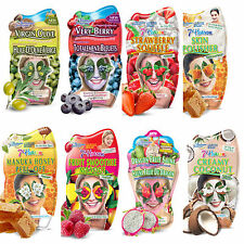 Montagne Jeunesse Face Packs/Masks - 47 Mixed Varieties For All Skin Types.