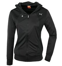 "PUMA ""TP Cover Up"" Damen Fitness Jacke Laufjacke Trainingsjacke schwarz XS,S,M.L"