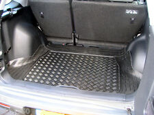 Honda CR-V Mk2 02-06 genuine rubber boot load liner dog mat guard floor mats