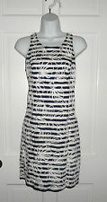NWT LILLY PULITZER BRIGHT NAVY CORDING WE WILL GO PEARL DRESS 2 4 6  $298