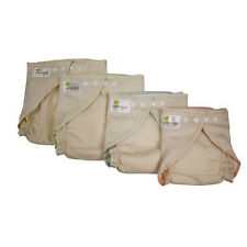 Organic OsoCozy Unbleached Fitted Diaper