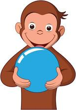 CURIOUS GEORGE Decal Removable WALL STICKER Home Decor Art Kids Bedroom Giant