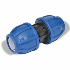 NEW PE Hose Connector Hose Fitting Straight Coupler 16 bar 20/25/32mm Selectable