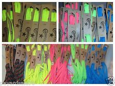 """SHOE LACES 45"""" SNEAKER CONVERSE NEON HOT COLORS YELLOW PINK BLUE RAINBOW GREEN"""