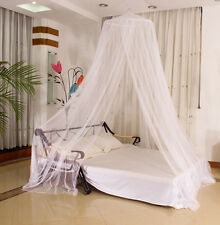 Summer Fashion Round Lace Curtain Dome Bed Canopy Netting Princess Mosquito Net