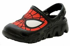 The Amazing Spiderman 2 Toddler Boy's SPS801 Fashion Black Water Shoes