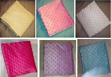 Infant Newborn BABY MINKY Photography Prop BLANKET Wrap Fabric Soft Backdrop