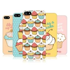 HEAD CASE DESIGNS CUPCAKES HARD BACK CASE COVER FOR APPLE iPHONE 5 5S