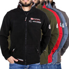 Anapurna by Geographical Norway Herren Fleecejacke Undertaker Fleece Jacke