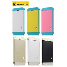 BASEUS High Quality Smart Cover Luxury Leather Magnet Flip Case For Iphone 5s 5