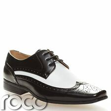 Boys Dress Shoes, Boys Jazz Shoes, Boys Black & White Shoes, Bugsy Malone Shoes