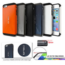 For Apple iPhone 5S/5 Dual Layer Tough Case [OBLIQ XTREME Pro] Ultra Protective
