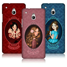 HEAD CASE FAIRY TALE PRINCESS SNAP-ON BACK COVER FOR HTC ONE MINI