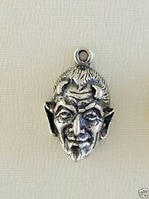 Lucifer Archangel Necklace w/Charm Jewelry ~.925 Sterling Silver-Microsculptures