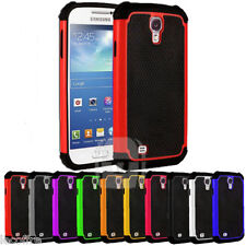 NEW SHOCK PROOF CASE COVER FITS SAMSUNG GALAXY S4 /  S4 mini Heavy Duty