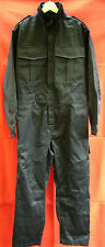 OVERALLS/COVERALLS BRITISH ARMY SURPLUS ROYAL NAVY BLUE FLAME RETARDANT**USED**