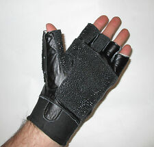 High Quality Leather Shooting glove Fingerless ISSF approuved Best deal!