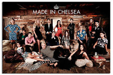 Made In Chelsea TV Show Cast Official Poster New Large 36 x 24 Inches