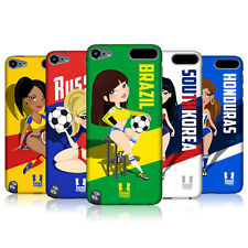 HEAD CASE FOOTBALL PIN-UPS SNAP-ON CASE FOR APPLE iPOD TOUCH 5G 5TH GEN
