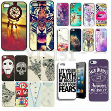 Fashion Pattern Hard Skin Case Cover Back Protector For i Phone 4S 4 5S 5