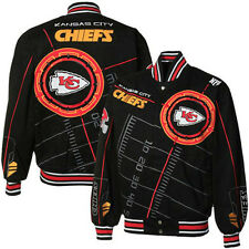 Kansas City Chiefs On Point Twill Jacket NFL Team Apparel